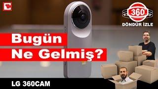 LG 360CAM - 360 Kamera - Türkiye'nin ilk 360 derece ürün inceleme videosu