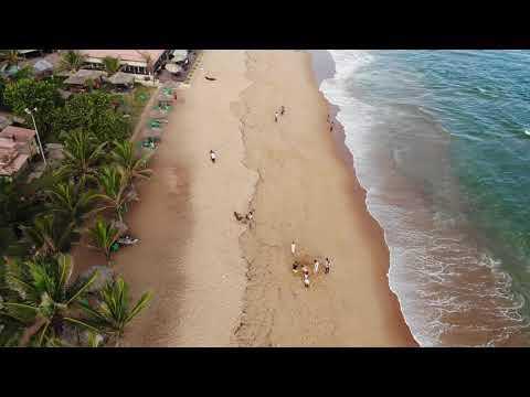 Beach-Plage-Plaj#Drone 4K#Togo