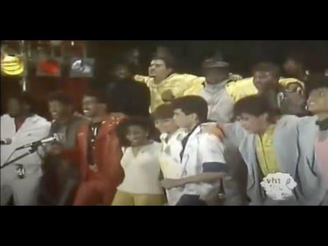 KING HOLIDAY - MLK TRIBUTE (1986) - Whitney Houston, Fat Boys, Menudo, New Edition, Run-DMC and more