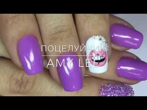Стразы Сваровски - russian-nail-