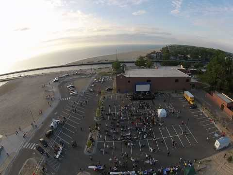 Waterfront Film Festival in South Haven Michigan