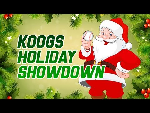 Koogs Holiday Showdown! Sponsor Tournament! | MLB The Show 17 Diamond Dynasty