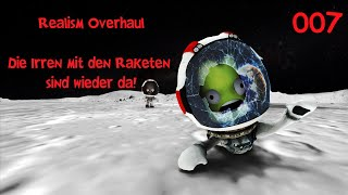 Kerbal Space Program RSS ► Neue Oberstufe #07 ♦ [4k] Let's Play Real Solar System 1.0.4