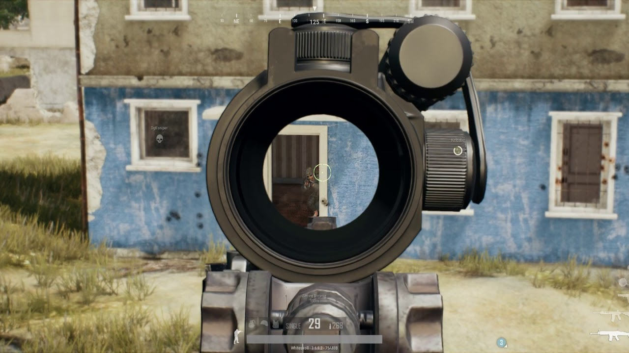 Playerunknown S Battlegrounds Double Kill Shot With