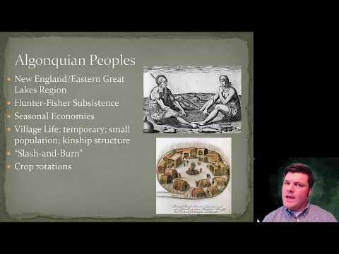 Native North America Lecture