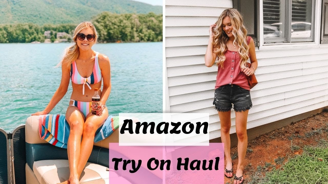 Amazon Try On Haul | Summer & Vacation Outfit Ideas! 2