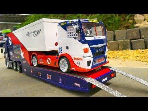 MEGA RC TRUCK COLLECTION!! Modell Leben - Modellbau Messe Erfurt 2020, Modell Leben 2020