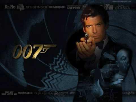 James Bond 007 Goldeneye- Theme Song RETROMIX
