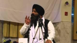 Bhai Harmanpreet Singh Khalsa - Singh Sabha Lehar ton Gurudwara Sudhar lehar