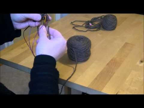 Tricoter en rond avec des aiguilles circulaires partie 2 le magic loop youtube - Tricot aiguilles circulaires magic loop ...