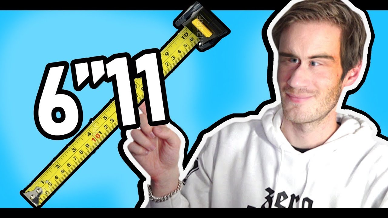 How tall am I really? *big reveal* LWIAY - #0074