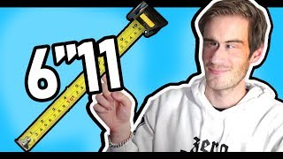 How tall am I really? *big reveal* thumbnail