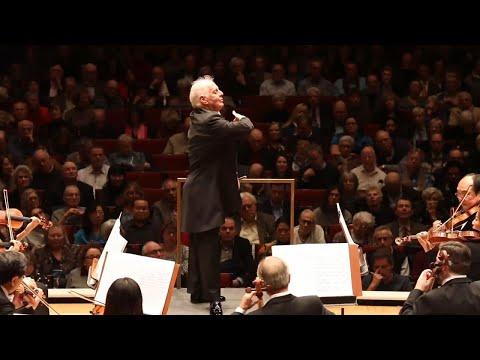 Barenboim Conducts Smetana