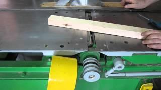 установка ножей на фуговальном станке(В этом видео я Америку не открыл,но попытался показать свой способ установки ножей и своё отношение к прави..., 2015-06-05T22:41:52.000Z)