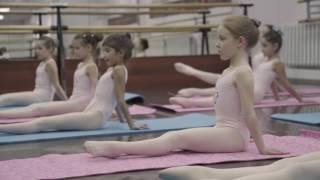 Мастер-класс Марии Володиной в центре изучения искусства танца ГРАНДБАЛЕТ (GrandBallet)