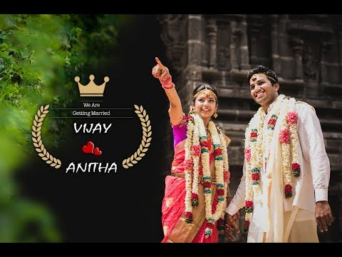 Cinematic wedding  Video of Anitha & Vijay By Varnajalam Medias