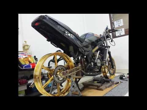 """KR 150 SP โปรเจค""""ทองดำ"""""""