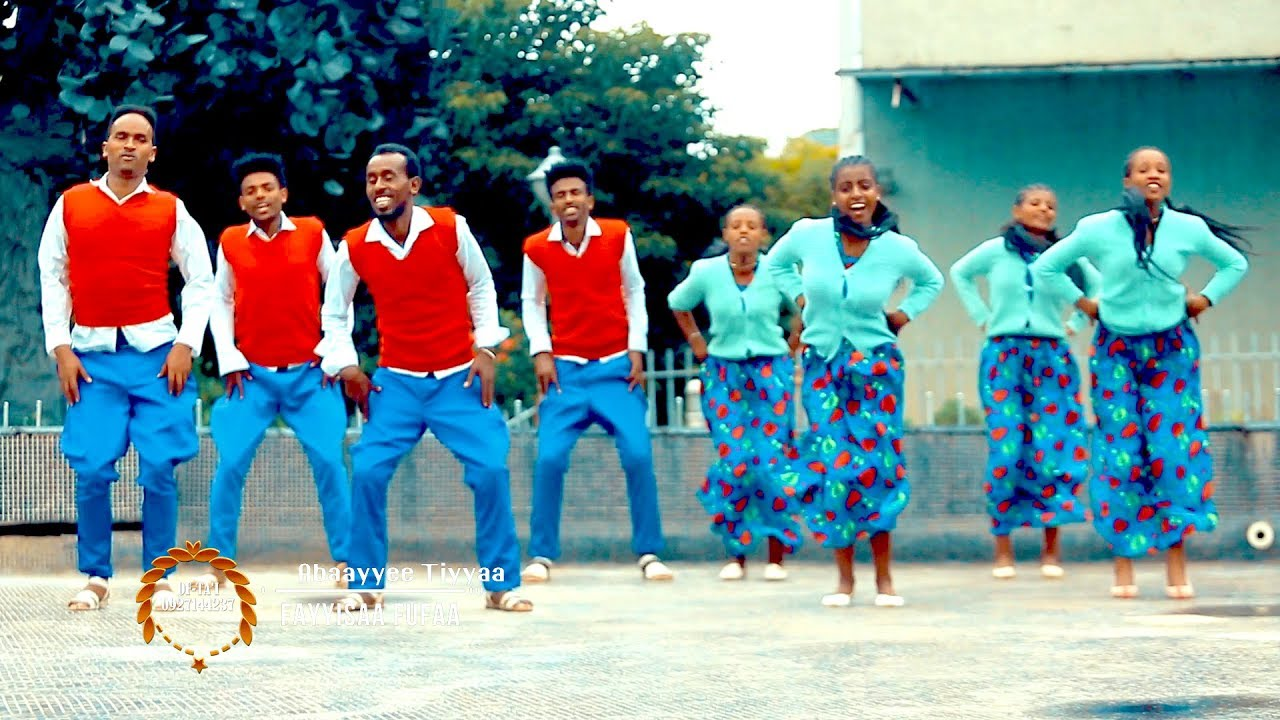 Fayyisaa Fufaa - Abaayee Tiyyaa - New Ethiopian Oromo Music 2019 [Official Video]