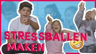 Zijn Brugklassers gestresst??! | BRUGKLAS S7