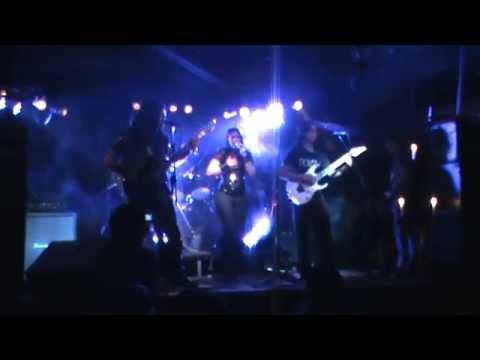 DOMYNA en FEMALE METAL CHILE III Vol. 1 (Nekria Chile) 2015