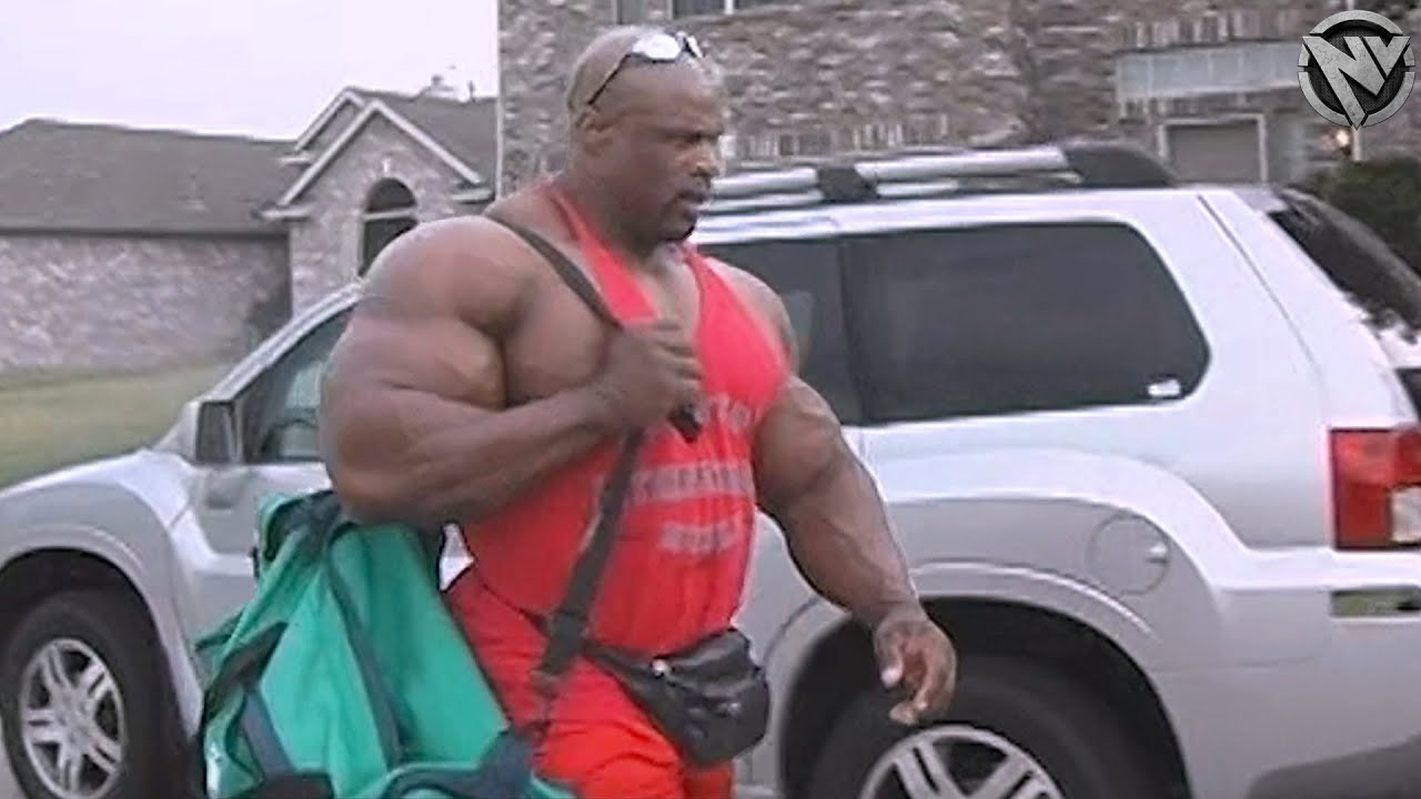 HEAVY CHEST DAY WITH RONNIE COLEMAN - TIME FOR A BIG PUMP - BUILD THAT MASSIVE CHEST