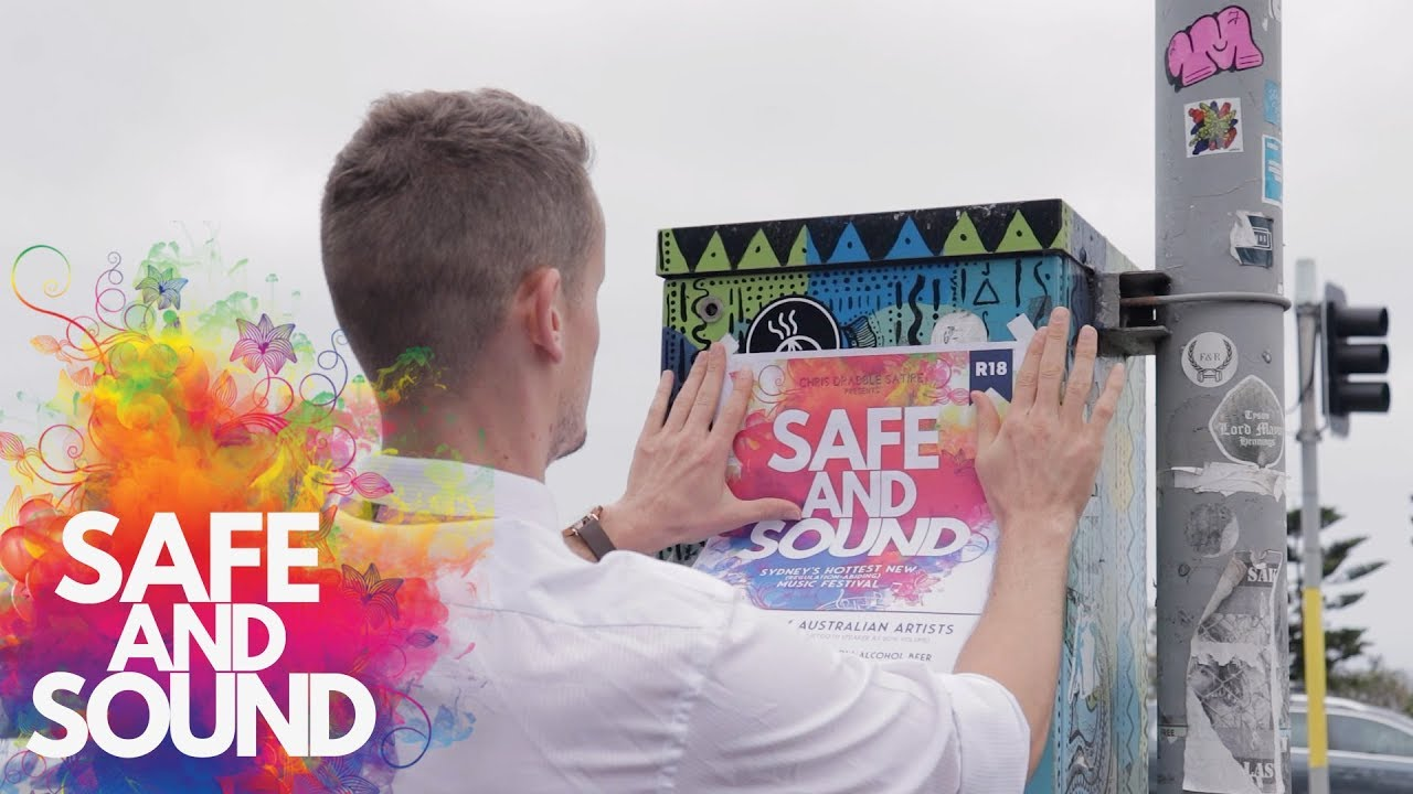 Safe And Sound Sydney S Hottest New Music Festival Satire