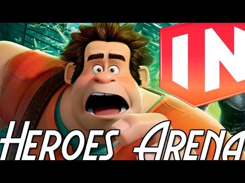 Disney Infinity: Toy Box Share - Heroes Arena