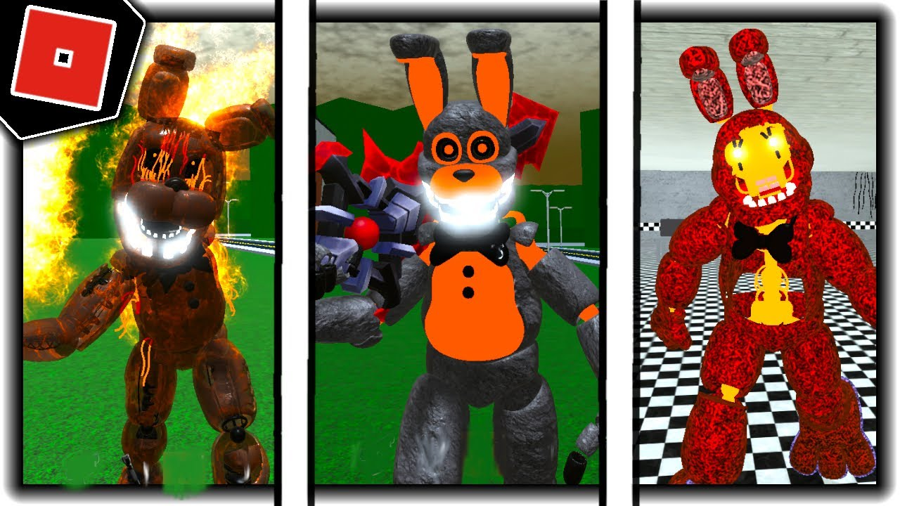 Download How to get ALL 5 BIRTHDAY EVENT BADGES + MORPHS/SKINS in THE FNAF OVERNIGHT 2 ROLEPLAY! - Roblox