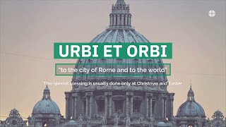 All the faithful are invited to join pope francis on friday, march 27 for a special urbi et orbi blessing. prayer and blessing will be broadcast by vatic...