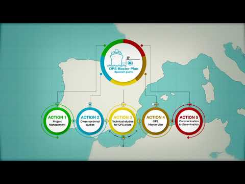 OPS Master Plan for Spanish Ports project (HD)