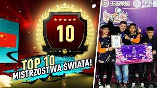 CHINY CHANGSHA - ZAJĄŁEM TOP 10 NA MISTRZOSTWACH ŚWIATA FIFA ONLINE4 | JUNAJTED