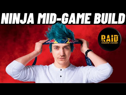 NINJA: Best Build for Mid Game Players