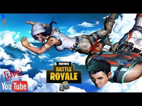 Fortnite Xbox 1 Stream! Not Sleeping Till We Get A Win!