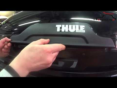 Видеообзор автобокса Thule Motion XT XL.