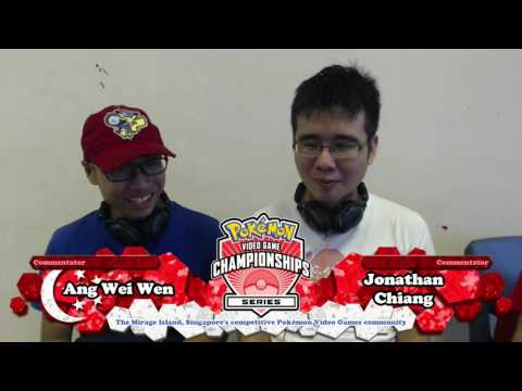 VGC16 Swampert series PC#3 Finals: Emil Ng vs Yoko Taguma