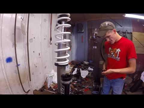 RZR 900S Leaky Shock Reservoir Repair