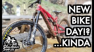 CARBON, UNDER 4.5K, and... SHREDS? Testing Out the  New Diamondback Release 5C thumbnail