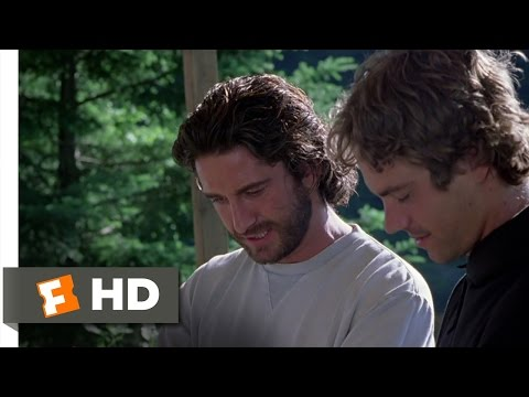Timeline (1/8) Movie CLIP - You Make Your Own History (2003) HD