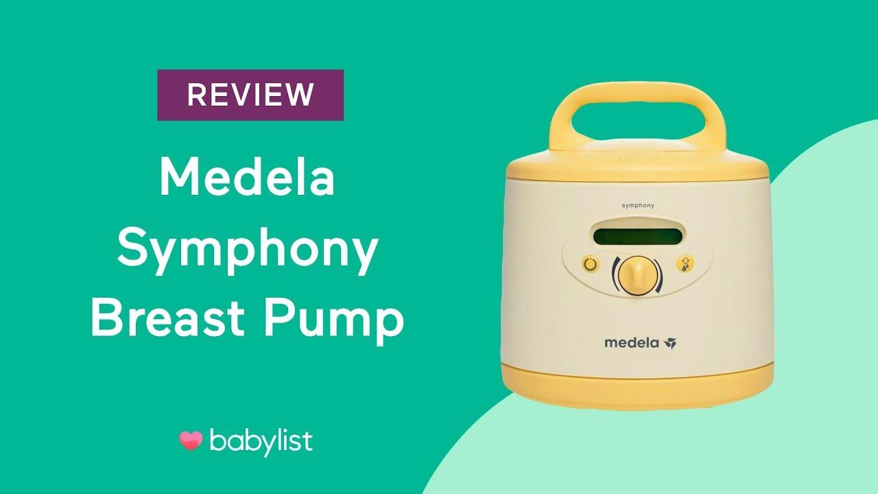 Medela Symphony Breast Pump Review Babylist Youtube