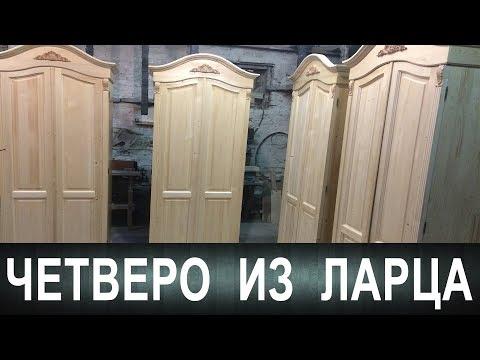 Шкафы. Обзор