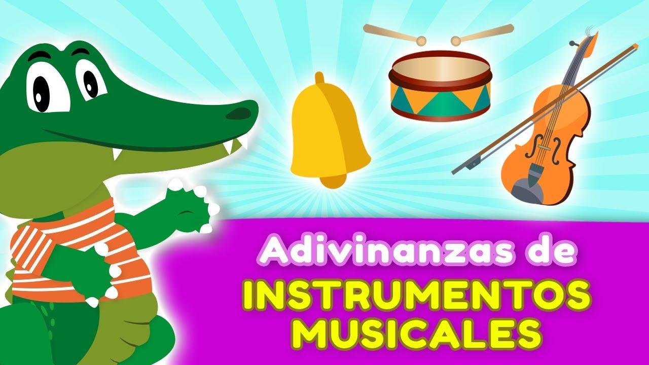 Adivinanzas de instrumentos musicales