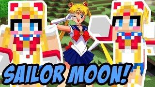 SAILOR MOON Custom Skin and Download | Minecraft