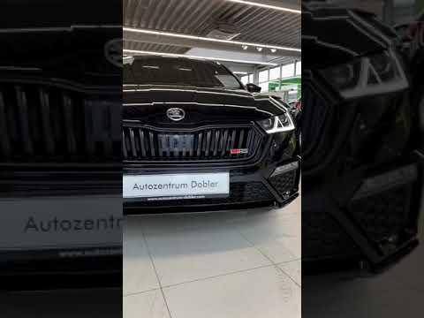 Octavia RS 2021 - YouTube