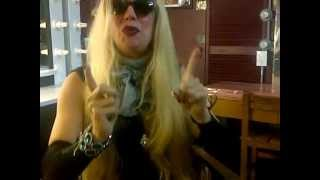 "Phoebe Legere in Mexico City 2012: ""The New Cabaret"""