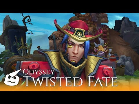 Odyssey Twisted Fate.face