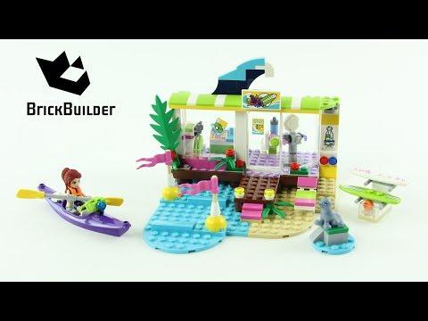 Friends Lego Plage 41315 Magasin De Le Yf7gyb6