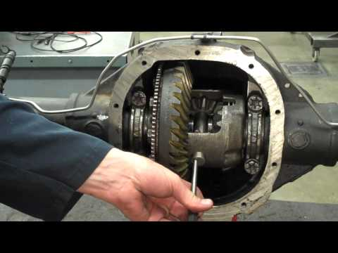 C lok Differential - how to remove axle shafts