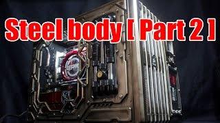 project steel body part 2 modding cpu heatsink