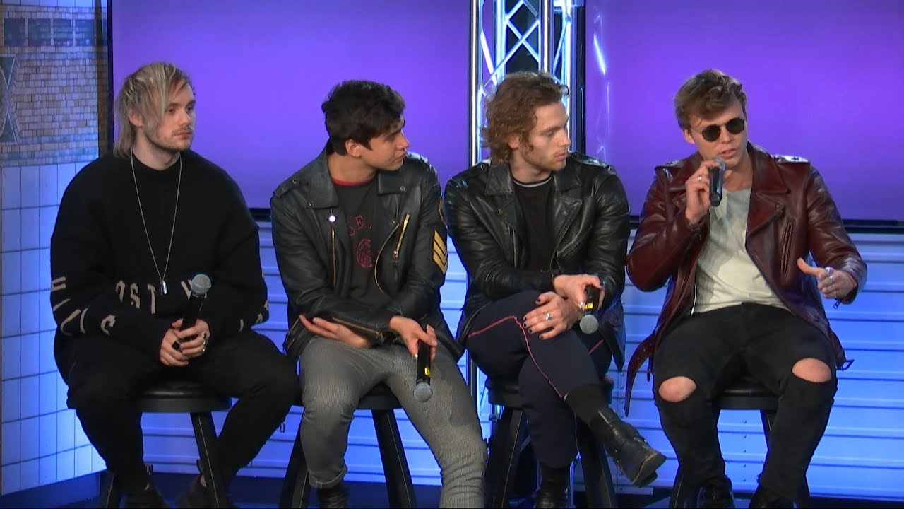 5 Seconds Of Summer Explain Why Theyre Not Big Arenas