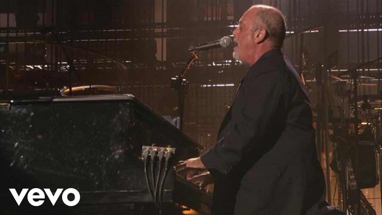 Billy Joel Lights Go Out Broadway
